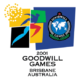 2001 Goodwill Games Brisbane logo